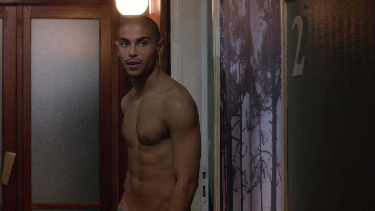 RESTITUDA1S WORLD OF MALE NUDITY: Nassim Si Ahmed in